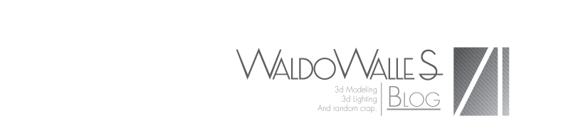 Waldo Walle: Blog