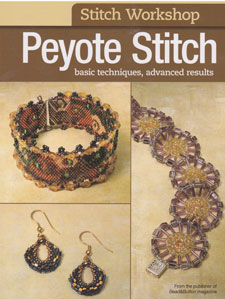 *STITCH WORKSHOP-PEYOTE STITCH*