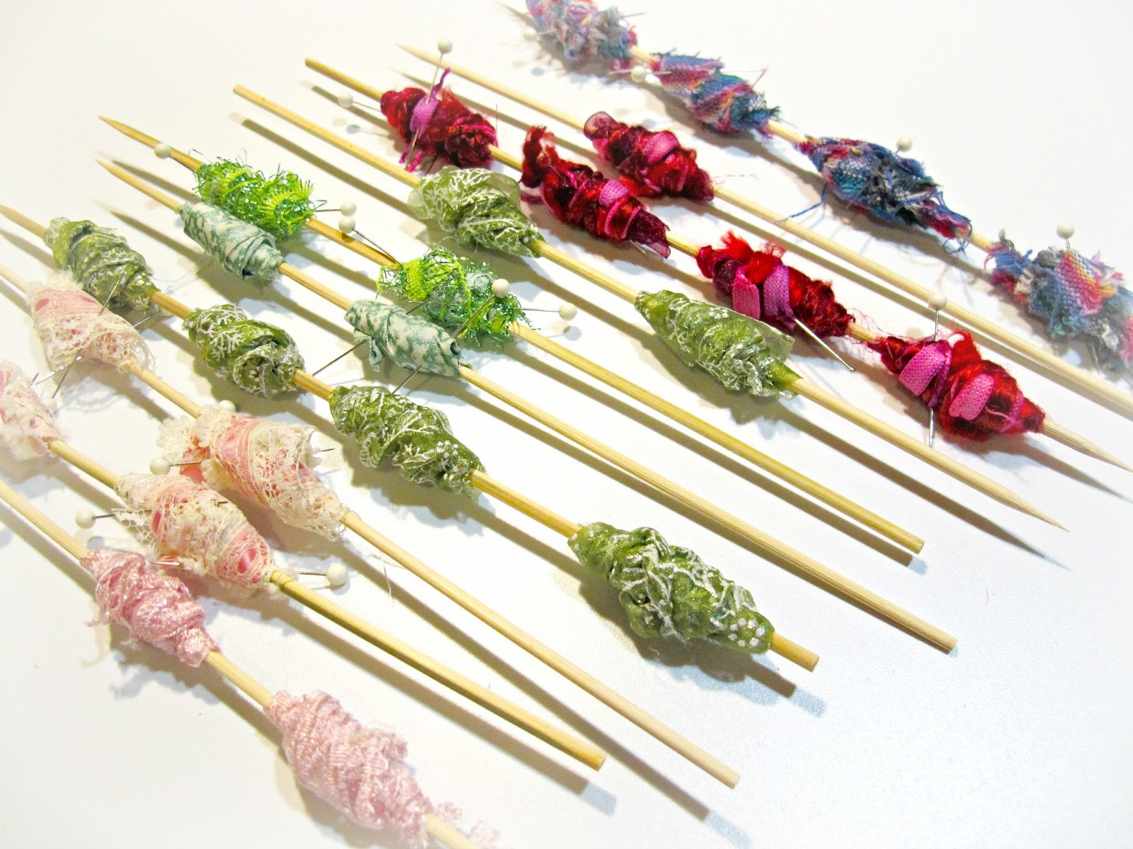 fabric bead tutorial
