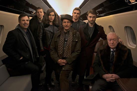 Daniel Radcliffe aparece em primeira foto oficial do filme 'Truque de Mestre 2' | Ordem da Fênix Brasileira