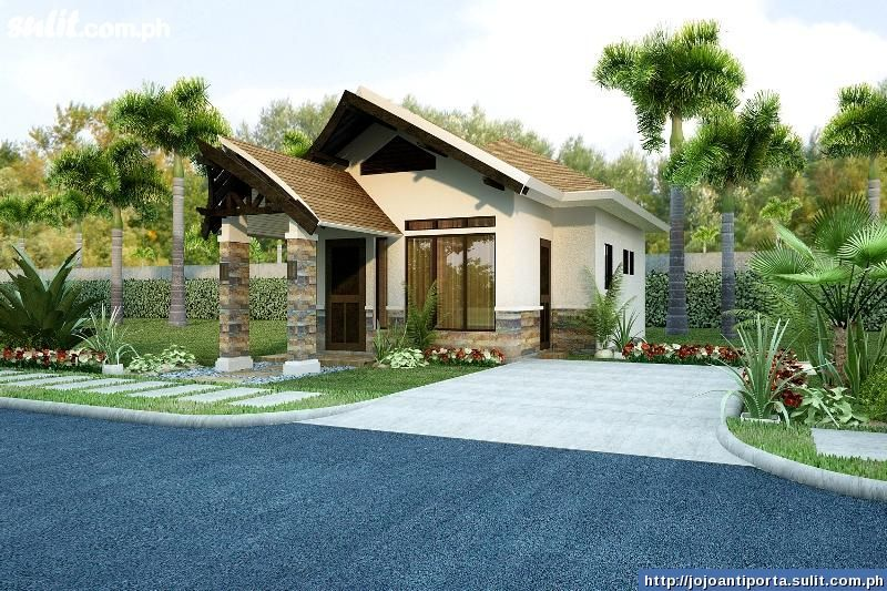 Dise o de casa de una planta construye hogar casas de - Casas de una planta ...