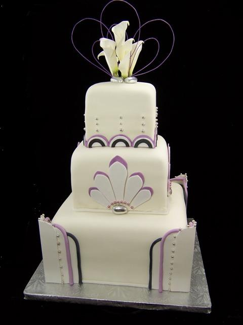 New Fresh Cute Wedding Cakes 2013 Trends Wedding-Cakes