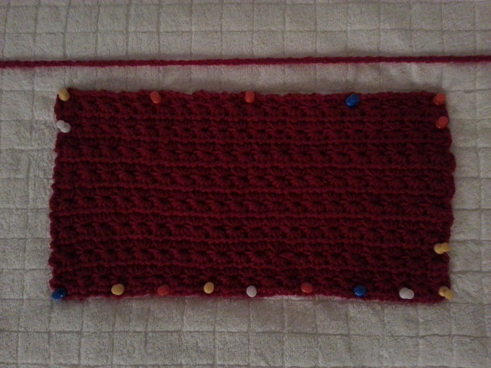 Free Crochet Star Hook Case Pattern : Crochet by Conroy: Finished: Roll Up Star Hook Case