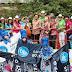 El talento Caracol contagió de alegría a paisas y turistas en el desfile de silleteros