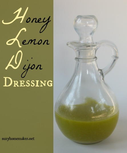 Lemon Honey Dijon Vinaigrette Recipes — Dishmaps