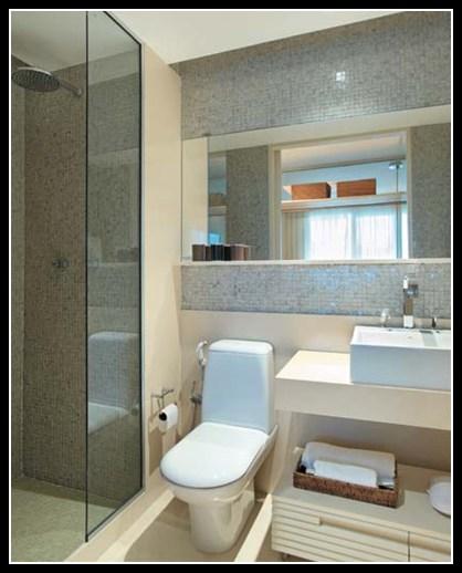 Acho Chic!! O banheiro também pode ser chique! -> Banheiro Feminino Chique