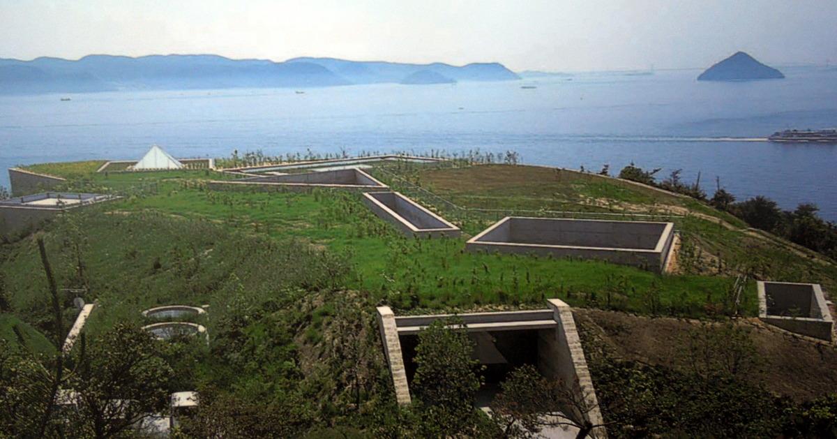 Viaggi e pensieri naoshima solo natura arte e architettura for Architettura natura