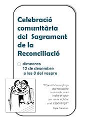CELEBRACIÓ DEL SAGRAMENT DE LA RECONCILIACIÓ