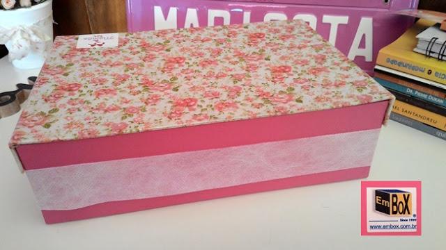 Mamãe Box, Clube de Assinaturas, Assinaturas, Caixas, Sabonete, Alma de Flores, Dia das Mães, Mix Sweet, Bijuterias, Joaninha, Pincéis, Em Box