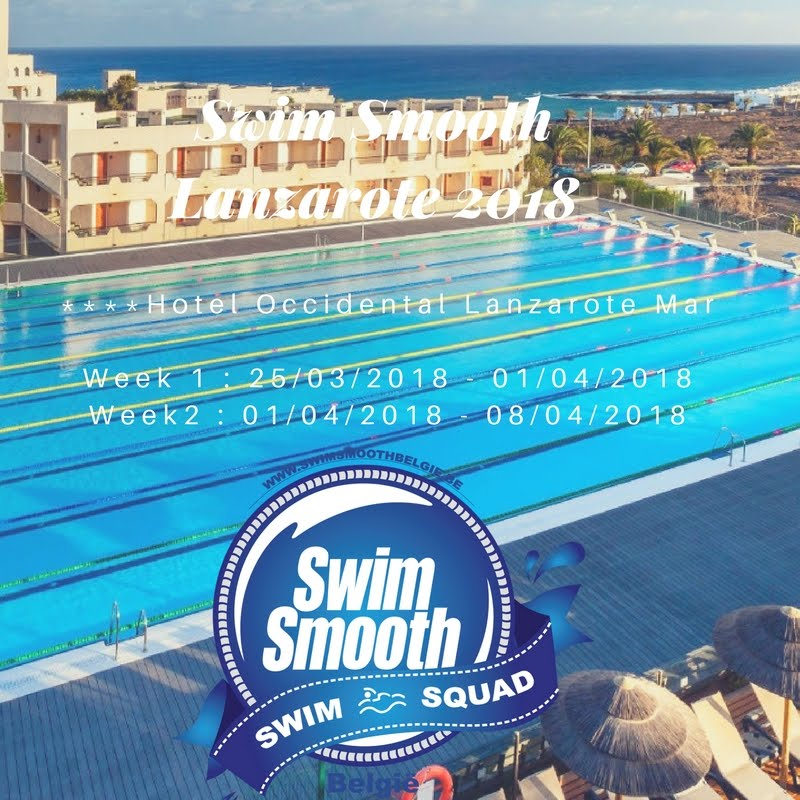 Swim Smooth Trainingsstage 2018