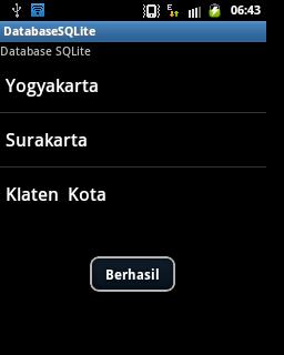 Tutorial Pemrograman dan Source Code, Android, Web, Mobile: Aplikasi ...