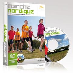 Le Livre+DVD Marche Nordique