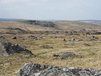 Bodmin Moor Cornwall England