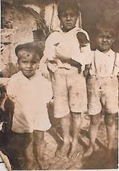 Solo falta el niño Braulio asesinado por los falangistas