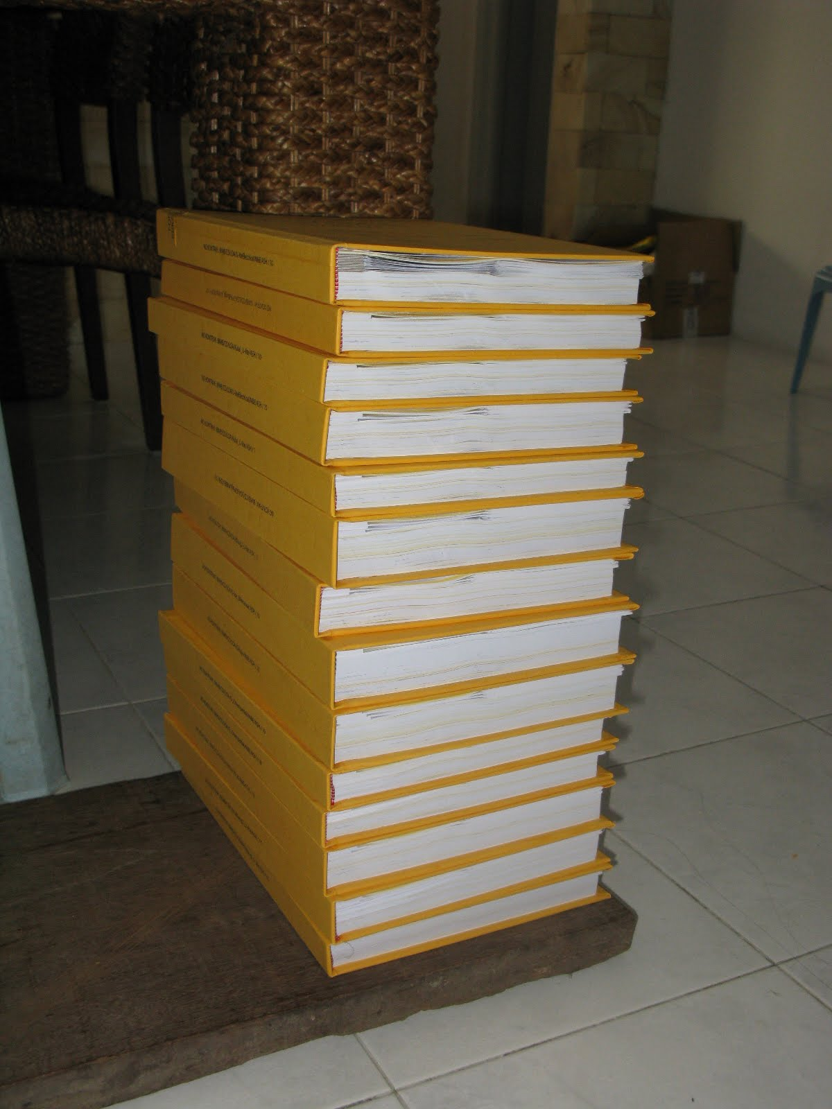 26 books for electrical contract binding for bank islam thank you beau art stationery for your source