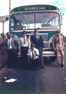 Vila Santa Isabel, Zona Leste de São Paulo, bairros de São Paulo, história de São Paulo, transporte público, ônibus antigos, Vila Formosa, Vila Carrão