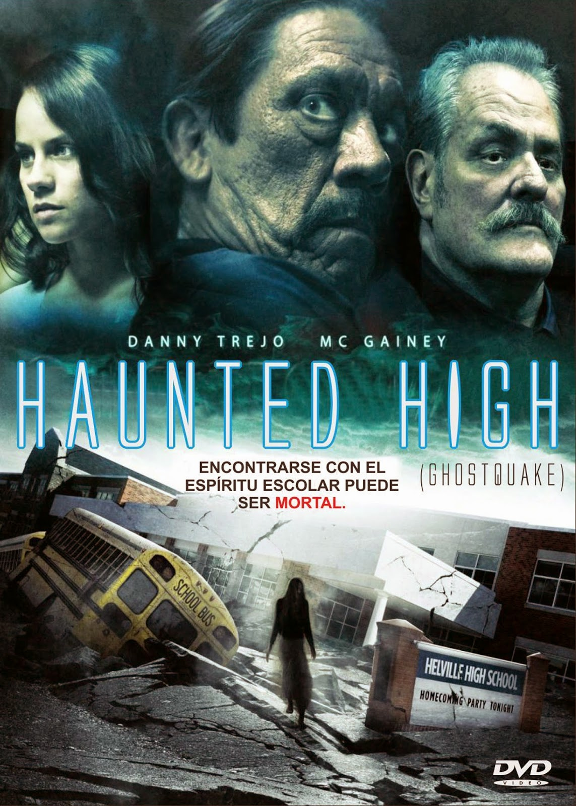 Haunted High - Ghostquake (2012)
