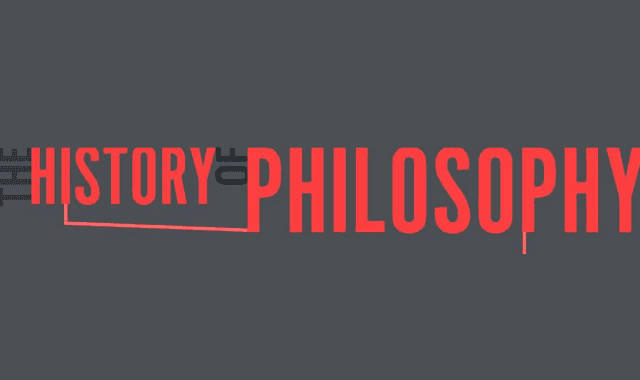 Image: History of Philosophy