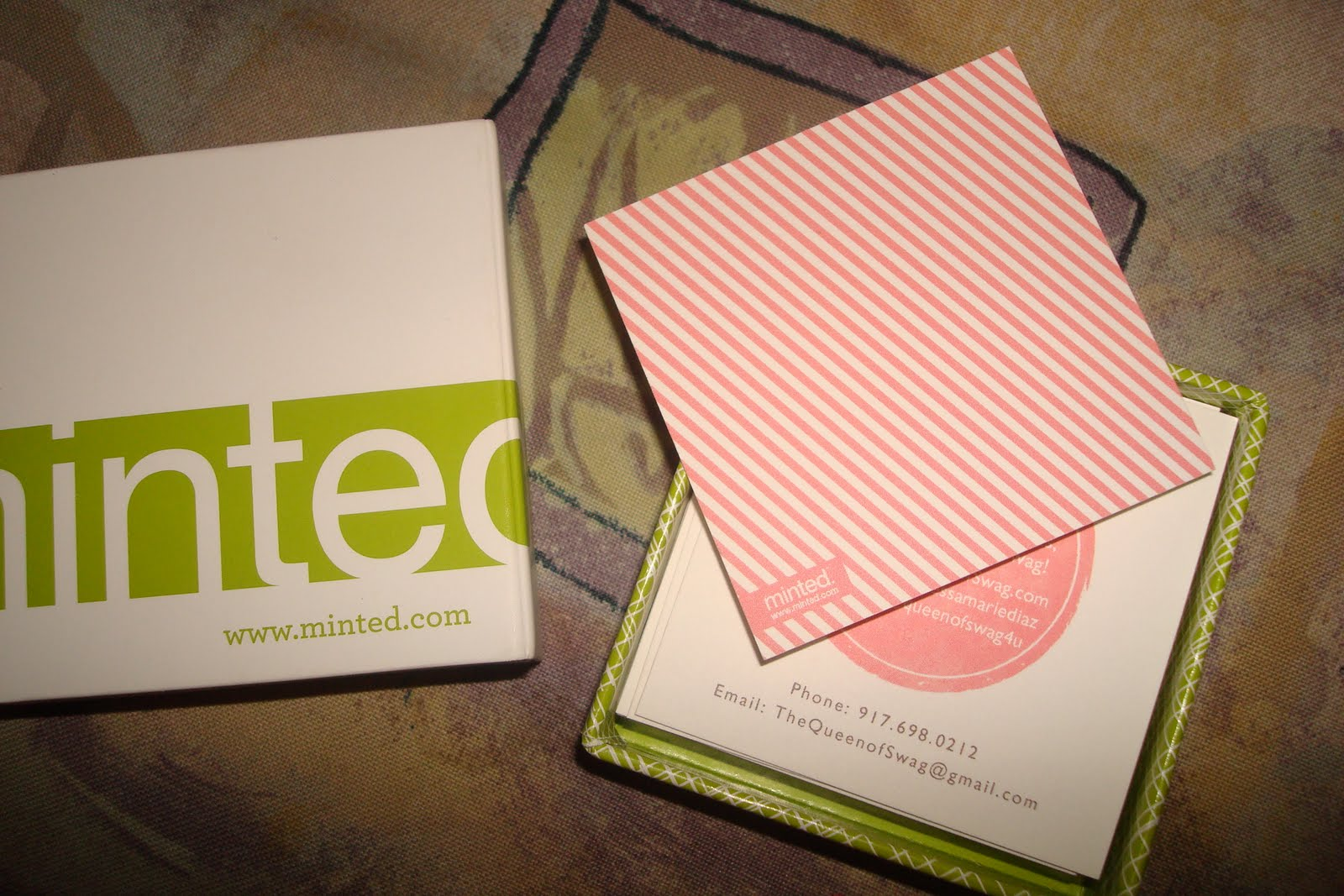CLOSED-Minted! Amazing Paper Products and #GIVEAWAY! ⋆ Brite and Bubbly