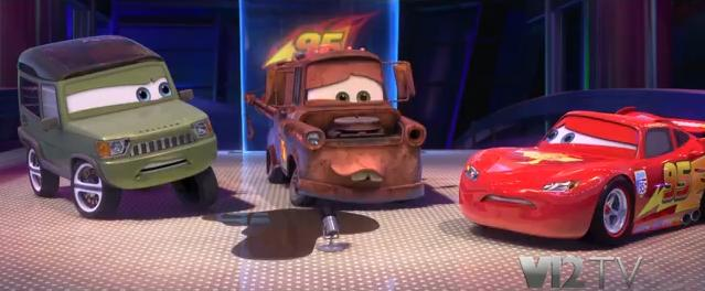 cars 2 aceite mate
