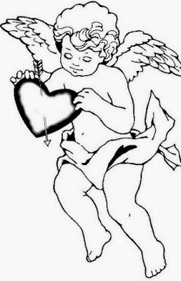 Gratis Dibujos y mas Dibujos Amor Para Colorear