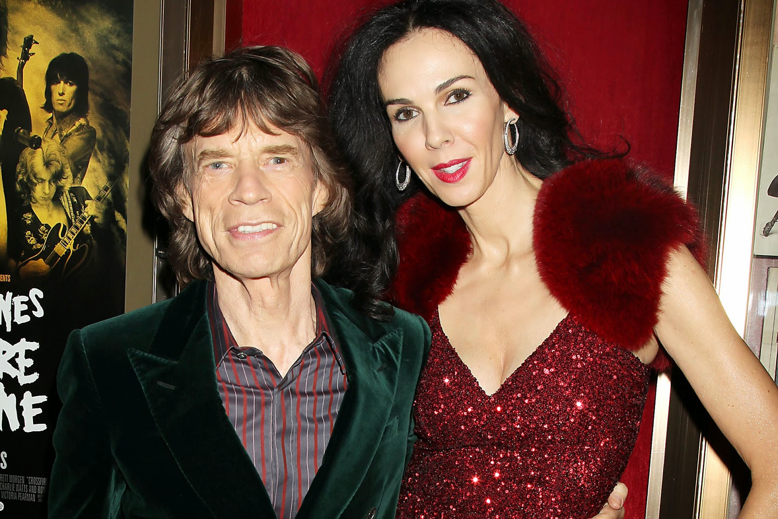 Mick Jagger Sings Sad Song