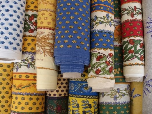 What Are The Most Common French Provence Tablecloth Print Patterns?