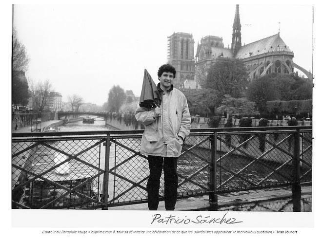 Patricio SANCHEZ - Paris, 1991.