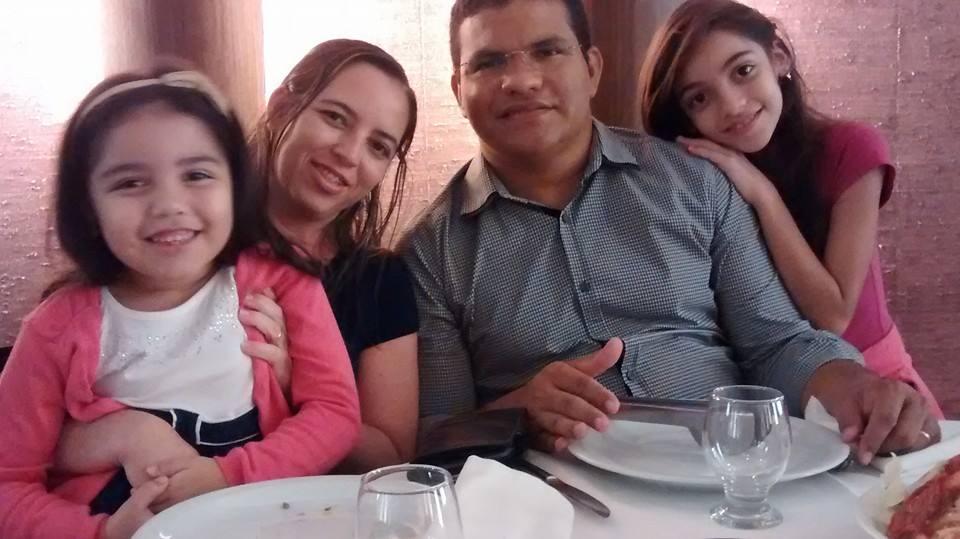Minha família é meu maior patrimônio