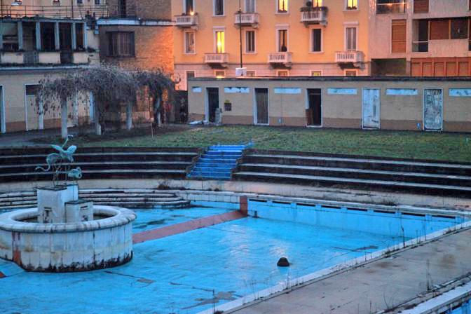 Milano la piscina caimi torna in vita urbanfile blog - Piscina porta romana milano ...