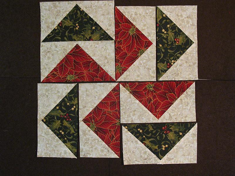 Neighborhood Quilt Club Dutchmans Puzzle Quilt Block Tutorial