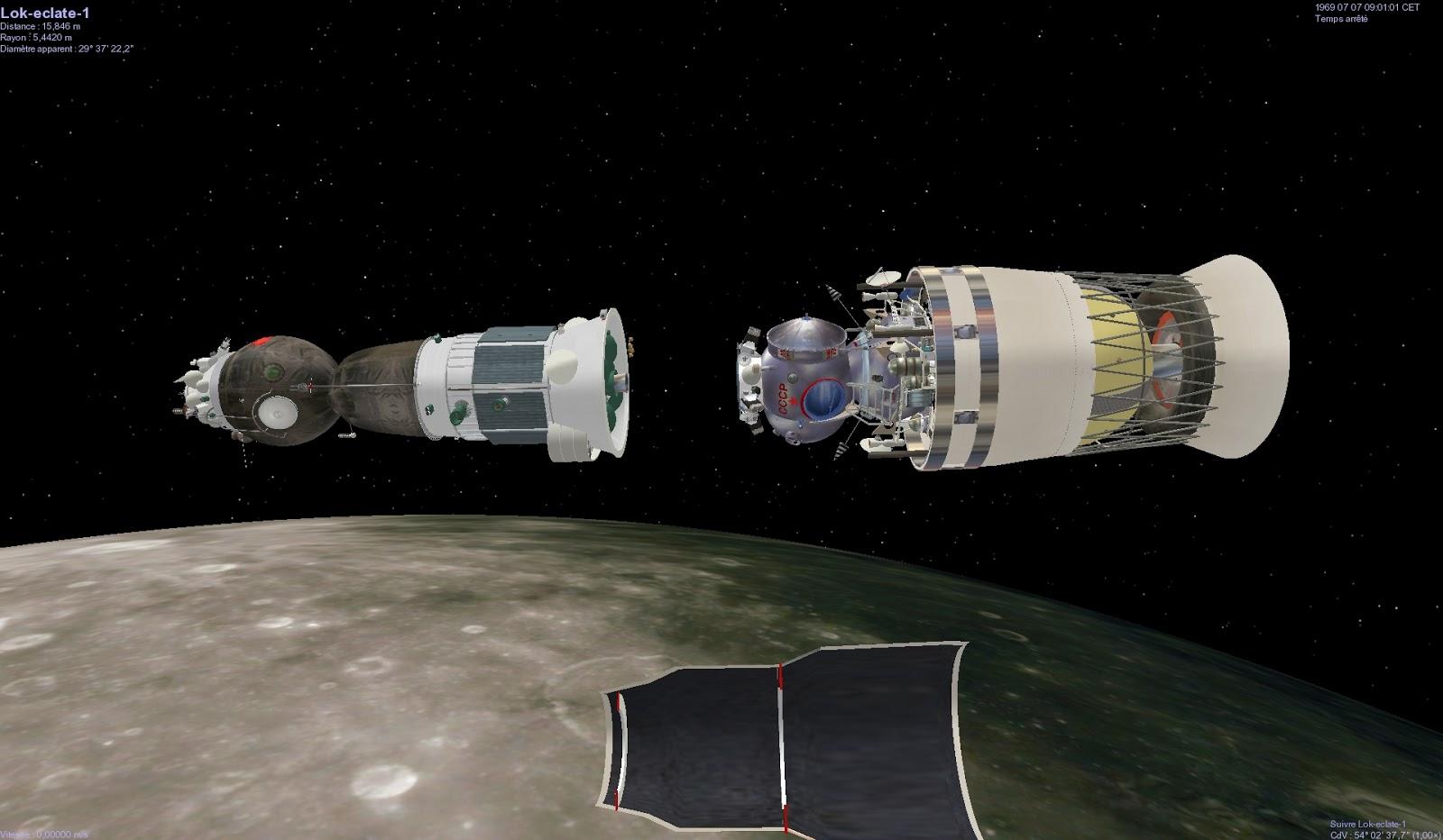 soviets moon landing rockets - photo #31