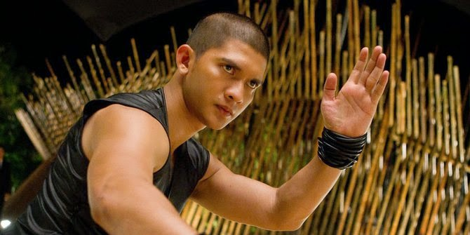 Iko Uwais - Man of Tai Chi