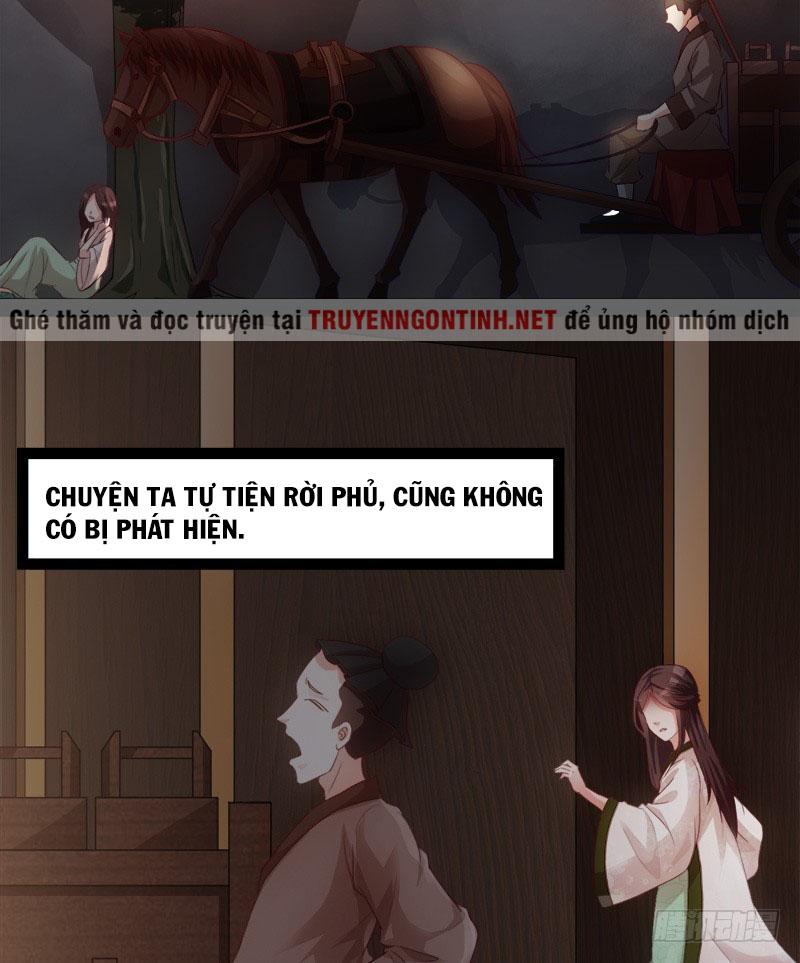 Niết Bàn Chi Phượng Nhan Lâm Ca chap 3 - Trang 11