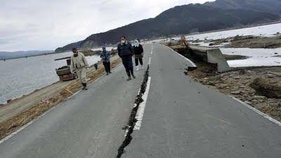 Cientistas associam terremotos às mudanças climáticas