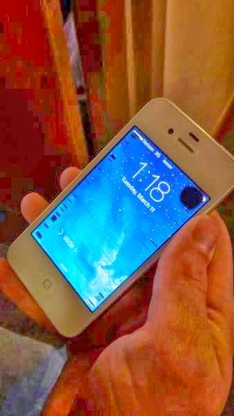 iPhone Yang Ditemui Dalam Keadaan Beku Selama 1 Bulan Ini Masih Boleh Digunakan
