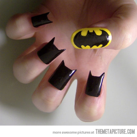 - Awetya: Images Funny Nail Art Picture Gallery 2012