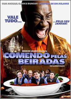 Download - Comendo Pelas Beiradas DVDRip - AVI - Dual Áudio