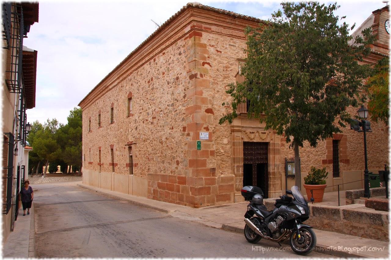 Convento de santo Tomás de Villanueva, Fuenllana