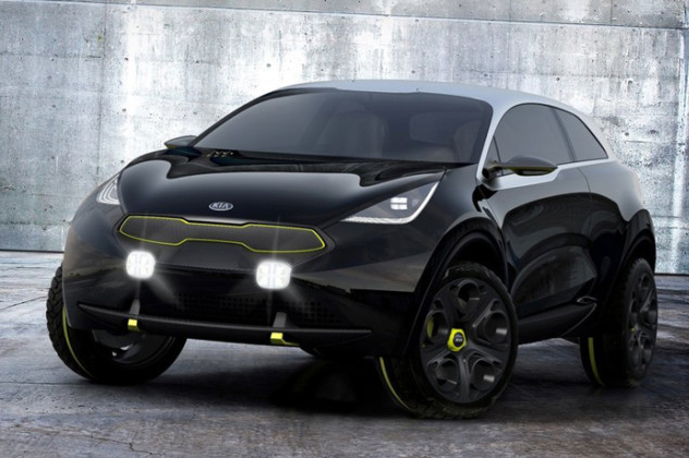2017 Kia Niro Specifications and Powertrain