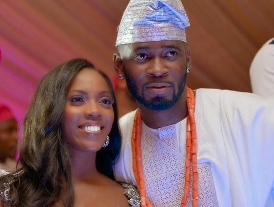 Teebillz and popular sexy singer Tiwa Savage are doing great in their marriage. Reacting to the rumours of a unsettled marriage for the first time, Teebillz told Encomium magazine.