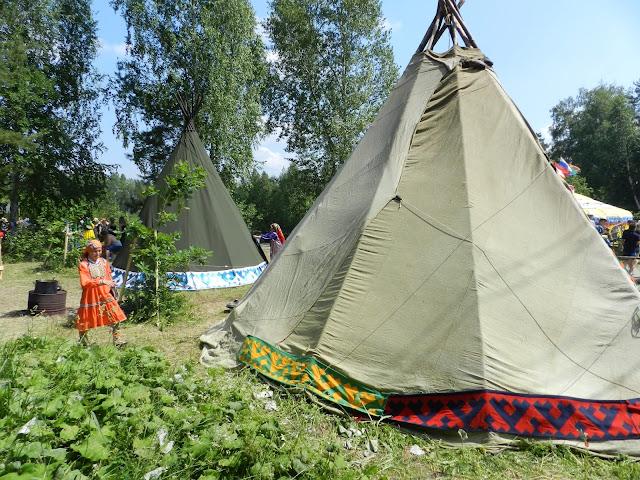 Уральское поселение на Бажовке