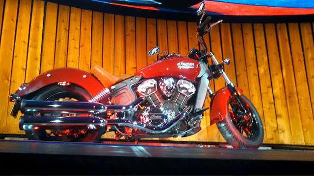 indian scout 2014