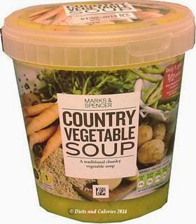 Marks & Spencer Country Vegetable Soup