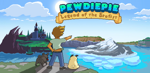 Download PewDiePie: Legend of Brofist v1.3.1 Apk + Data