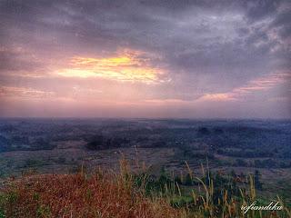 'Keindahan' yang tersembunyi di Parung Panjang, Jawa barat