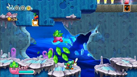 Vídeo e Imagens de Kirby's Return to Dreamland (Wii). Dreamland-6