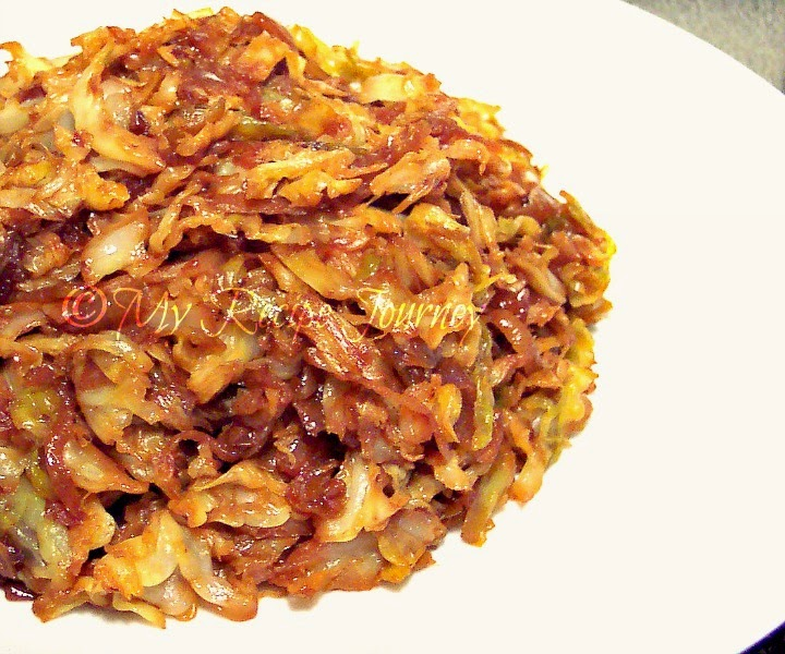 Caramelized Cabbage