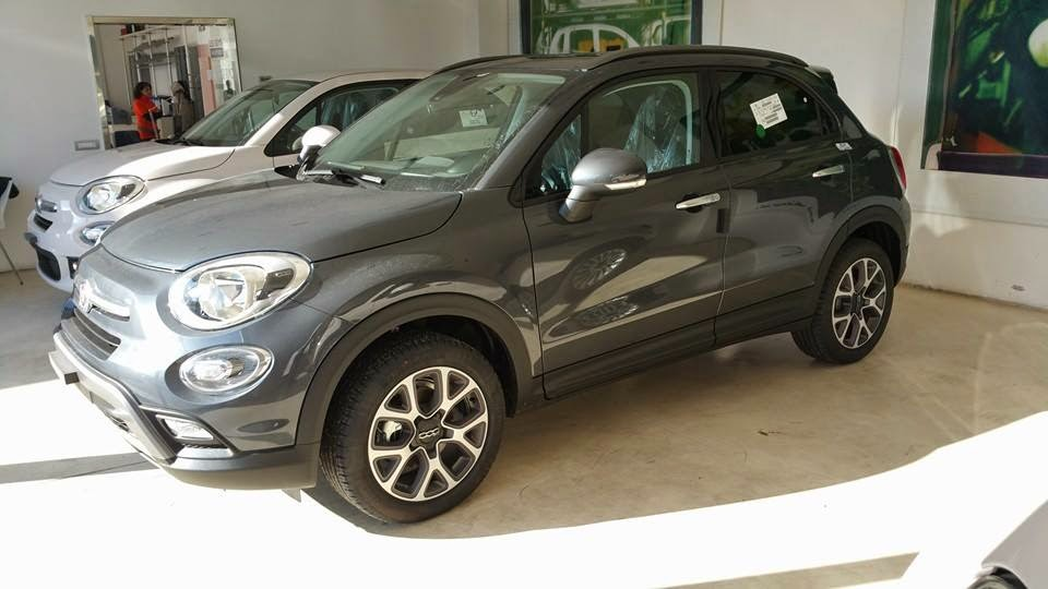 fiat 500x 2014 topic officiel page 17 500 500l 500x fiat forum marques. Black Bedroom Furniture Sets. Home Design Ideas