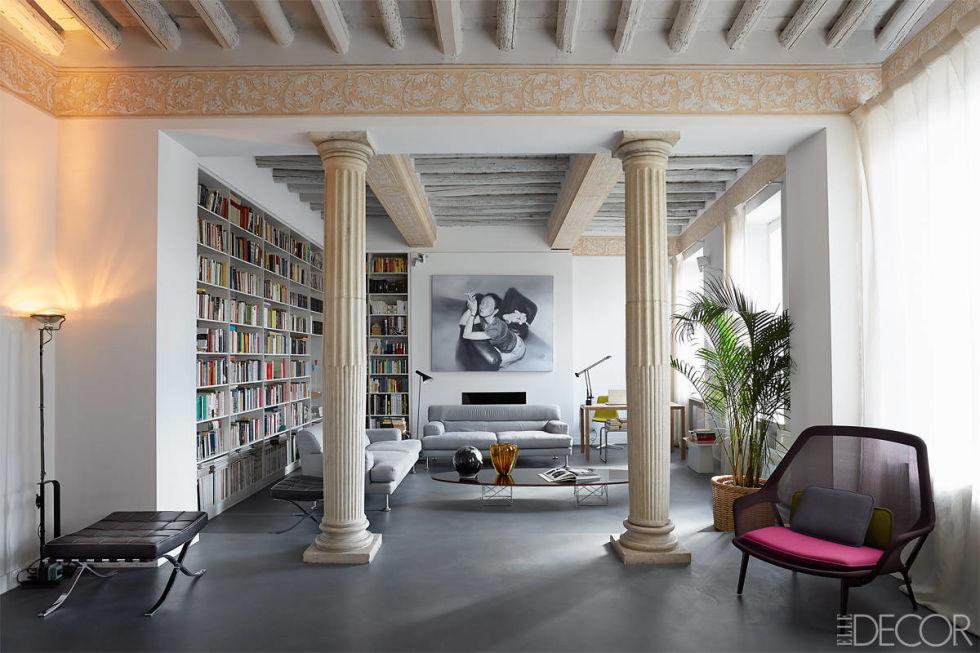 12 case tra le pi belle d 39 italia home staging italia for Interni di case belle
